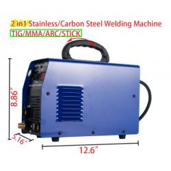 Tosense TIG Welding Machine-Tosense ITS200