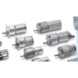 Gearhead DC motor M3724G-xxx (speed) - Fulling motor