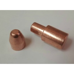 Female Spot Welding Caps RWMA Sizes 4, 5, & 6 - Aichi Japan