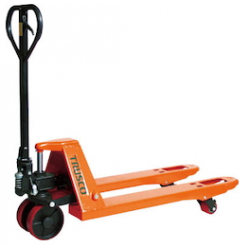 Hand Pallet Truck Uniform Load 1 t/2 t/3 t - TRUSCO