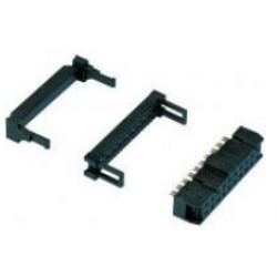 HIF-R-XXX Press-fit Female Connector (Without Lock) - Hirose