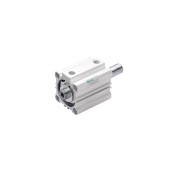 ECQ2WB COMPACT CYLINDER(Double Rod Type)