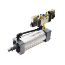 ESCV Standard Cylinder(Tie-rod Cylinder)